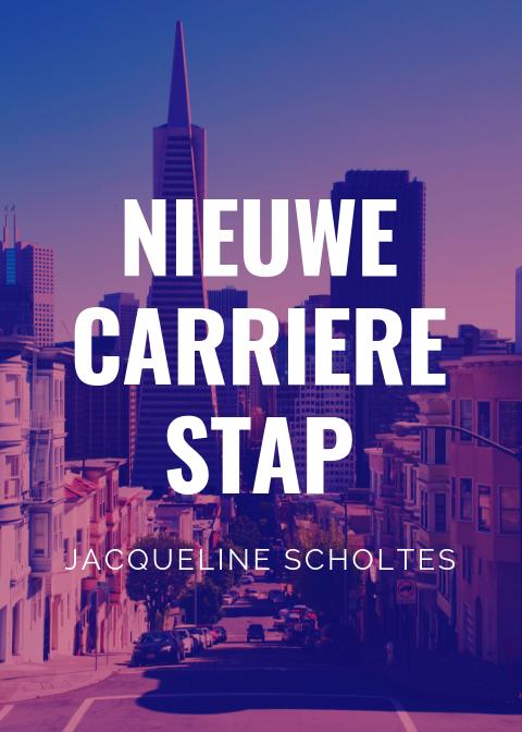 Nieuwe Carrière Stap Jacqueline Scholtes
